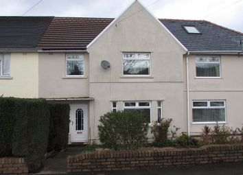 Thumbnail 3 bed terraced house to rent in Pen Y Bryn, Tonna, Neath