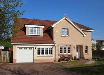 Thumbnail 4 bed detached house for sale in Barbush, Dunblane, Stirlingshire