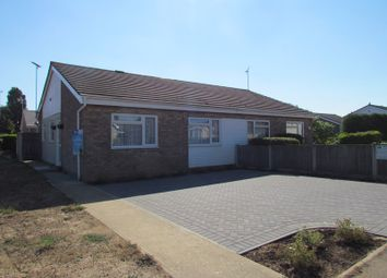 Thumbnail 2 bed semi-detached bungalow to rent in Warham Road, Dovercourt, Harwich