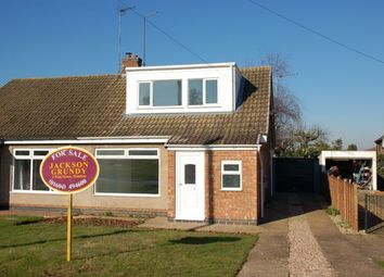 Thumbnail 3 bedroom semi-detached house for sale in Arnsby Crescent, Moulton, Northampton