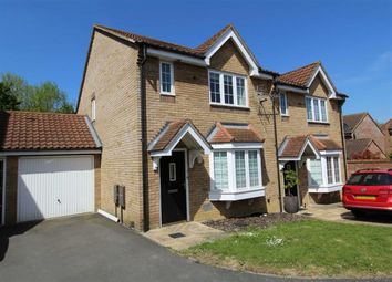 Thumbnail 3 bed semi-detached house to rent in Boroughbridge, Oakhill, Milton Keynes