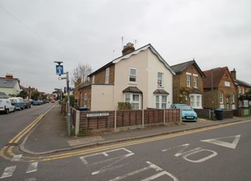 Thumbnail 1 bed maisonette to rent in Hummer Road, Egham