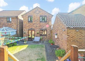 Thumbnail 4 bed detached house for sale in Boundary Close, Swindon, Wiltshire