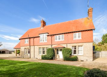 Thumbnail 5 bed detached house to rent in Fox Lane, Wootton, Abingdon