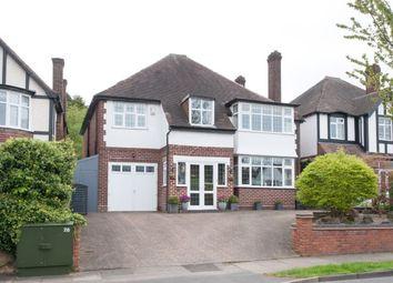 Thumbnail 4 bed detached house for sale in Pilkington Avenue, Sutton Coldfield