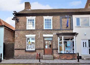 Thumbnail 4 bed end terrace house for sale in Market Place, Snaith, Goole
