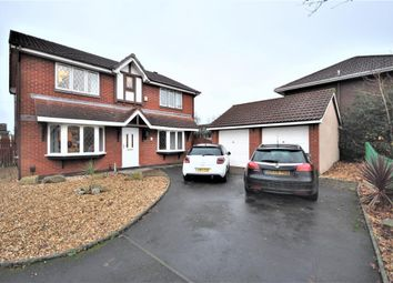 Thumbnail 5 bedroom detached house for sale in Dovedale Close, Ingol, Preston, Lancashire
