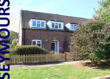 Thumbnail 3 bed semi-detached house for sale in Strudwicks Field, Cranleigh