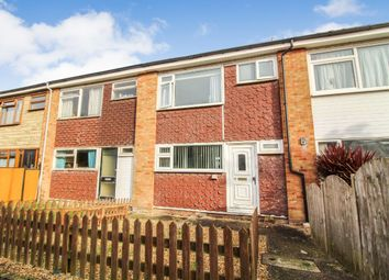 Thumbnail 3 bed terraced house for sale in Dothans Close, Great Barford, Bedford