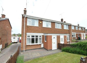 Thumbnail 3 bed semi-detached house for sale in Chiltern Road, Swadlincote