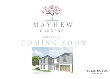 Thumbnail 3 bed detached house for sale in Colebrook Lane, Plympton, Plymouth