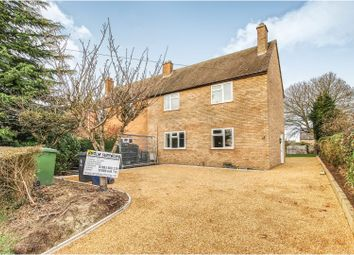 Thumbnail 3 bed semi-detached house for sale in Cambridge Road, Fulbourn