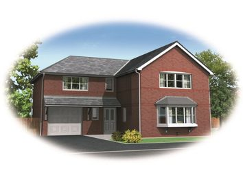 Thumbnail 4 bed detached house for sale in Pennine View, Farrington Road, Bacup