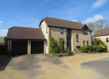 Thumbnail 4 bed detached house for sale in Old Farm Court, Bluntisham, Huntingdon