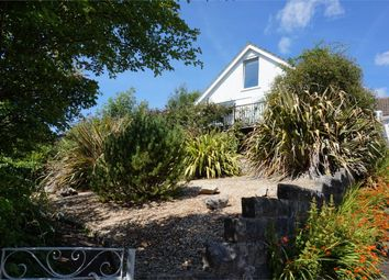 Thumbnail 4 bed detached house for sale in Coltshill Drive, Mumbles, Swansea