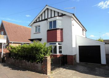 Thumbnail 3 bed detached house for sale in Salvington Gardens, Worthing