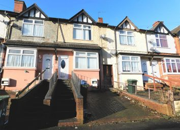 Thumbnail 3 bedroom terraced house to rent in Rosefield Road, Smethwick