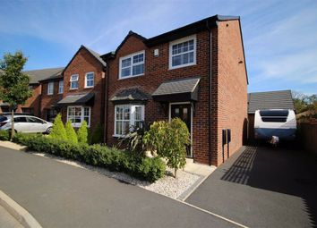 Thumbnail 4 bed detached house for sale in Hollin Hall Drive, Longridge, Preston