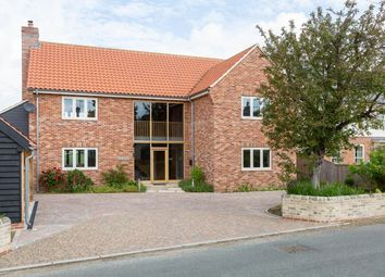 Thumbnail 5 bed detached house for sale in The Street, Norton, Bury St. Edmunds