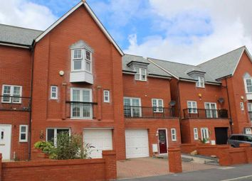 Thumbnail 3 bed town house for sale in Holmfield Road, Bispham, Blackpool