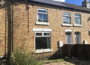 Thumbnail 2 bed terraced house for sale in 112 Katherine Street, Ashington, Northumberland