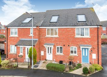 Thumbnail 2 bed terraced house for sale in Tweed Crescent, Rushden
