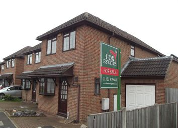 Thumbnail 3 bed detached house for sale in Mera Drive, Bexleyheath