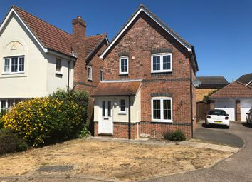 Thumbnail 1 bedroom detached house for sale in The Lloyds, Kesgrave, Ipswich