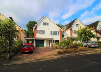 Thumbnail 4 bedroom detached house for sale in Southerndown Avenue, Mayals, Swansea