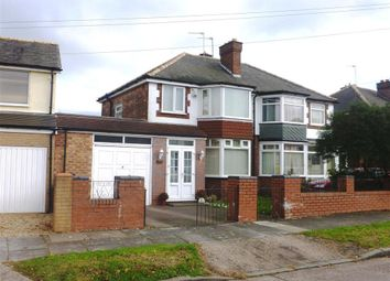 Thumbnail 3 bed semi-detached house to rent in Ermington Crescent, Bromford, Birmingham