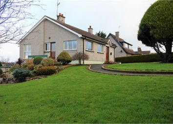 Thumbnail 3 bed detached bungalow for sale in Station Road, Maghera