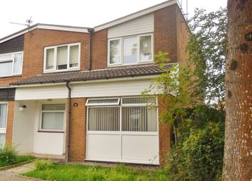 Thumbnail 3 bed terraced house to rent in Chapelwood, Llanedeyrn, Cardiff