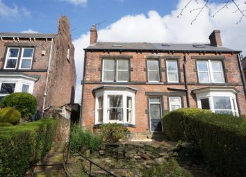 Thumbnail 4 bed semi-detached house for sale in Crabtree Lane, Norwood, Sheffield