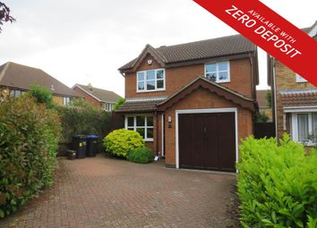 Thumbnail 3 bed detached house to rent in Water Lane, Wootton, Northampton