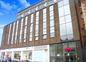 Thumbnail 1 bed flat for sale in Crusader House, Thurland Street, Nottingham