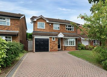 Thumbnail 4 bed detached house for sale in Willowbank Road, Knowle, Solihull, West Midlands