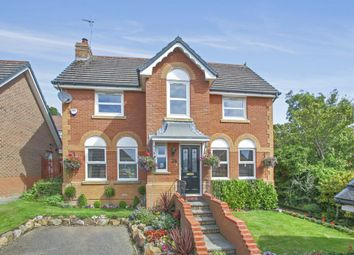 Thumbnail 4 bed detached house for sale in 26 Queen Margaret Close, Fairmilehead, Edinburgh
