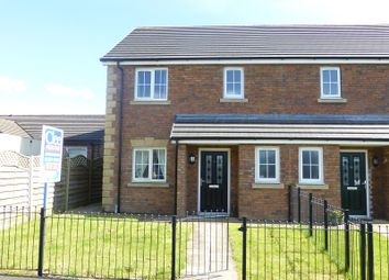 Thumbnail 3 bed semi-detached house for sale in Cysgod Y Gors, Gorslas, Llanelli, Carmarthenshire.