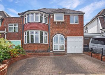 Thumbnail 5 bed detached house for sale in Edenhall Road, Quinton, Birmingham