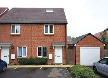 Thumbnail 3 bed semi-detached house for sale in The Bramblings, Amersham