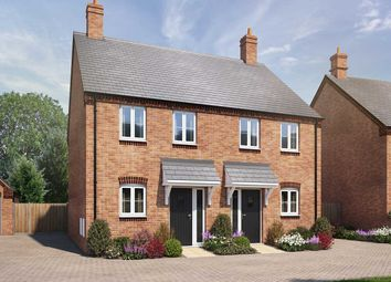 "Thumbnail 2 bed semi-detached house for sale in ""The Bowes"" at Reades Lane, Sonning Common, Oxfordshire, Sonning Common"