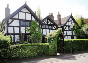 Thumbnail 5 bed country house for sale in Old Road, Cheadle