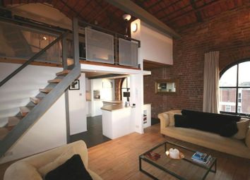 Thumbnail 1 bed flat to rent in Britannia Mills, Hulme Hall Road, Manchester