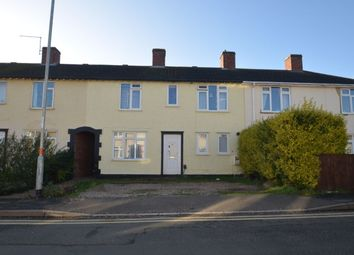 3 bed terraced house for sale in West Avenue, Burton Latimer, Kettering NN15