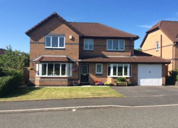 Thumbnail 4 bed detached house for sale in Oak Avenue, Ramsbottom, Bury