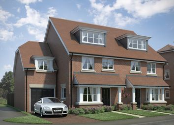 "Thumbnail 4 bed property for sale in ""The Browning"" at Brook Close, Storrington, Pulborough"