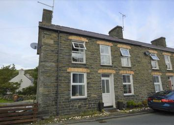 Thumbnail 3 bed end terrace house for sale in Moelivor Terrace, Llanrhystud, Aberystwyth