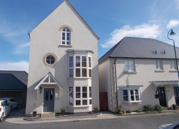 Thumbnail 4 bed detached house for sale in Pitchford Lane, Llandarcy, Neath, Neath Port Talbot.