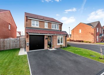 Thumbnail 3 bed detached house for sale in Portland Road, Brompton, Northallerton, North Yorkshire
