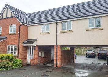 Thumbnail 1 bedroom flat to rent in Williamson Drive, Nantwich